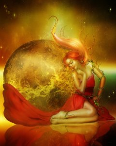 Venus by InertiaK