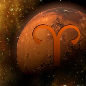 Mars in Aries