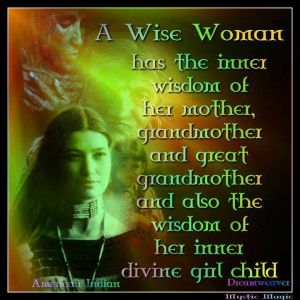 Wise Woman 3