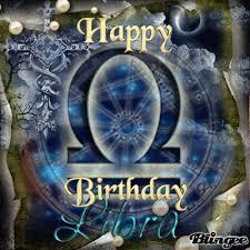 Happy Birthday Libra 2