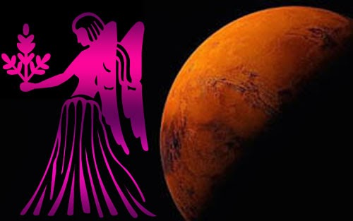 Mars in Virgo