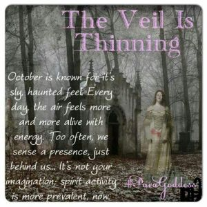 Thinning of the Veil 3