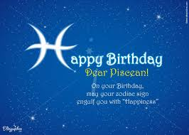 Happy Birthday Pisces 2