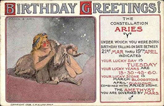 Happy Birthday Aries 5