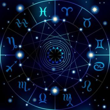 Astrology Map 5