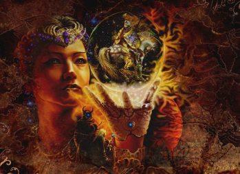 Sorceress 4