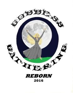 Goddess Gathering Reborn Logo