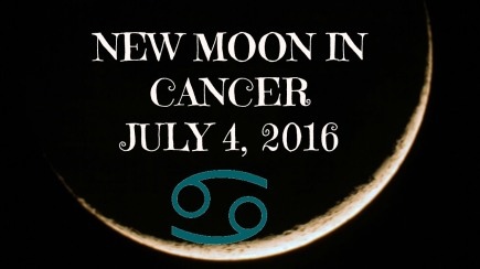 New Moon 4th of July