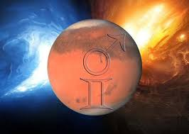 Mars in Gemini 2