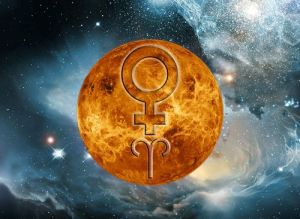 Venus in Aries 3