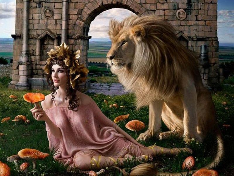 Venus in Leo