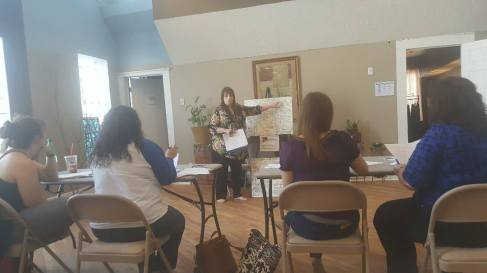 Astrology Workshop 10-7-17