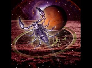Mars in Scorpio 3