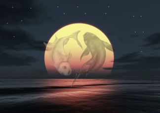 Full Moon in Pisces 2