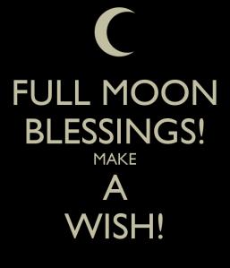 full moon greetings 2