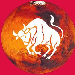 Mars in Taurus 3